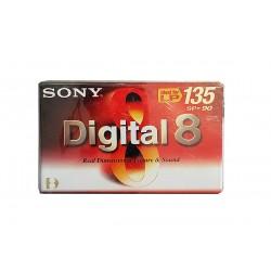 Sony Digital8 kazeta N8-90P2