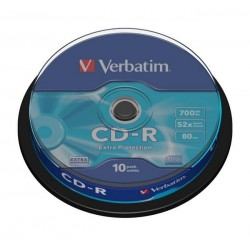 Verbatim CD-R80 700 MB Extra Protection