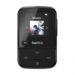SanDisk MP3 Clip Sport Go2 16 GB, černá