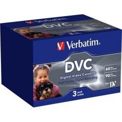 Verbatim MiniDV 60