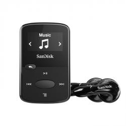 SanDisk MP3 Clip Jam 8 GB MP3, černá