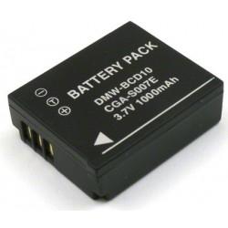 Baterie Panasonic CGA-S007E, CGA-S007, CGA-S007A, CGR-S007, DMW-BCD10, DMWBCD10, CGA-S007A/1B, CGA-S0057/1B - 1000 mAh